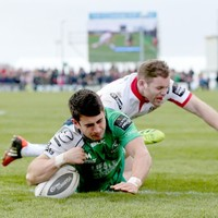 Aki's non-try and more talking points after Connacht lose to Ulster