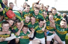 Kerry secure famous hurling win against Antrim to clinch promotion to Division 1B