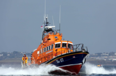 Crew of five rescued from fishing boat that got into difficulties