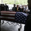 """""""I don't think he ever met an enemy"""": Man shot by police officer is laid to rest"""