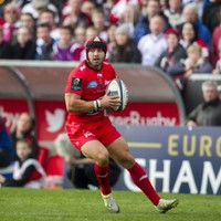 One of Toulon's stars could miss the Leinster match after being hit by a human torpedo