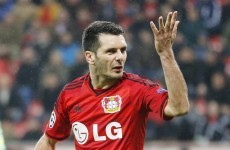 Bayer Leverkusen sack Bosnian captain for head-butting steward