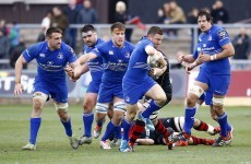 A few key statistics sum up Leinster's Pro12 struggles this season