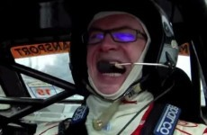 'It's f**king insane' - One of Ireland's best rally drivers takes Joe Brolly out for a spin