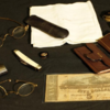 This is what Lincoln had in his pocket when he was assassinated
