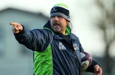 Connacht's highly rated forwards coach is joining a Pro12 rival next year