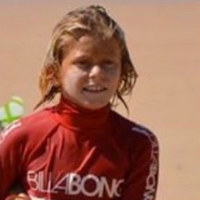 Hundreds pay tribute to 13-year-old surfing champion killed by shark