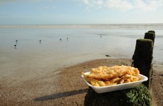 Fish and chips could be a thing of the past*