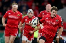 JJ Hanrahan will be joined by an ex-Munster teammate in Northampton