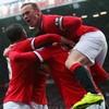Wayne Rooney: United targeted weak City midfielders