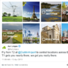 Aer Lingus and Ryanair are throwing some serious shade at each other on Twitter