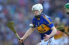 2011 Tipperary Allstar on road to recovery after hip operation and torn MCL