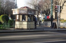 This Dublin coffee kiosk sold for €250,000
