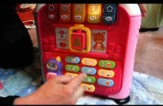 Here's what happens when you dial 911 on a kid's play phone