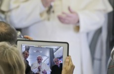 Pope Francis' iPad sells for $30,500