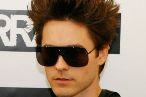 Jared Leto, lead singer with 30 Seconds to Mars was due to headline on the collapsed stage later tonight.