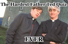The Hardest Father Ted Quiz Ever