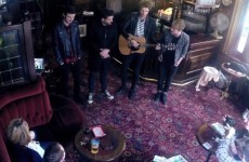 Kodaline helped this guy propose as the whole internet watched on live