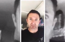 Yes, this is a video of Robbie Keane belting out Karma Chameleon in his car