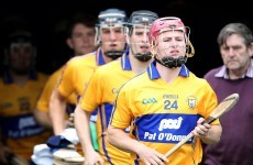 Exiled Davy O'Halloran will play for the Clare footballers instead this summer