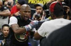 Floyd Mayweather has lost his love for boxing (just as well he's making $180m v Pacquiao)