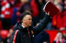 Manchester United tracking transfer targets since January, reveals Van Gaal