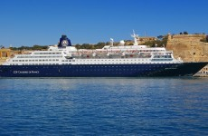 Irishman missing overboard from Caribbean cruise ship