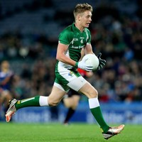 Great news as another Irish player will make his AFL debut this weekend