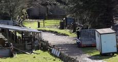 As Karen's parents endured an agonising wait, the trail led to this Glasgow farm