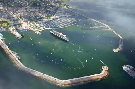 How the proposed Dún Laoghaire harbour development would look