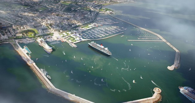 Dún Laoghaire's mega cruise berth would make Dublin 'the new Copenhagen'