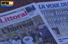 Man confesses to taking girl (9) from French playground before raping and killing her