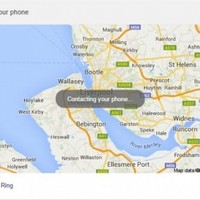 Lost your phone? Now you can just Google it