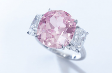 Looking for the perfect ring? This 'Historic Pink Diamond' is going for €17 million