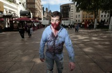 Zombies heading for Baltimore University