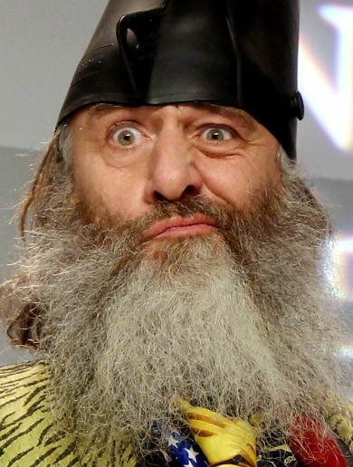 Meet Vermin Supreme, and the other 274 candidates for US president