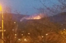 Firefighters tackled blazes in Dublin and Wicklow overnight