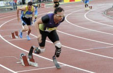 Blade Runner in combative mood ahead of World Championships