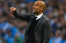 Guardiola will join Manchester City after Bayern contract ends, claims Scholes