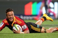 It was Sonny Bill v Dan and Richie in New Zealand earlier and the result wasn't even close