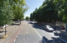 Cyclist injured and Dublin road closed after collision