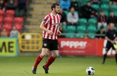 10-man Derry disappoint as Bray remain unbeaten under Magic Maciej