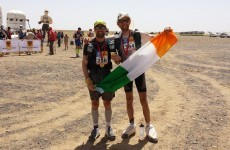 Ireland has a new highest-ever finisher in the world's toughest marathon