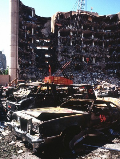 Survivors remember the Oklahoma City bombing, 20 years ago today