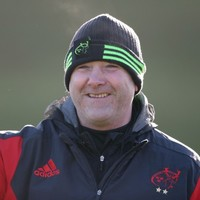 'It is disappointing to miss out on Europe' - Munster coach Foley