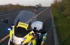 Motorcyclist (32) killed in single-vehicle crash