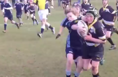 This 11-year-old might make England's World Cup squad with these bone-crunching smashes