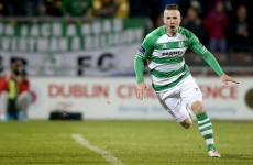 'I've still another 20% to go' - Shamrock Rovers fans will like these quotes from Mikey Drennan