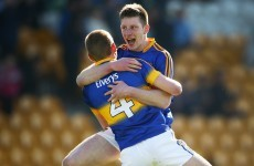 Tipperary through to first U21 football final after remarkable comeback stuns the Dubs