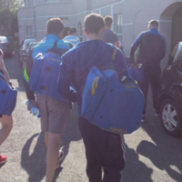 Tipperary's history-making U21 footballers straight back to work